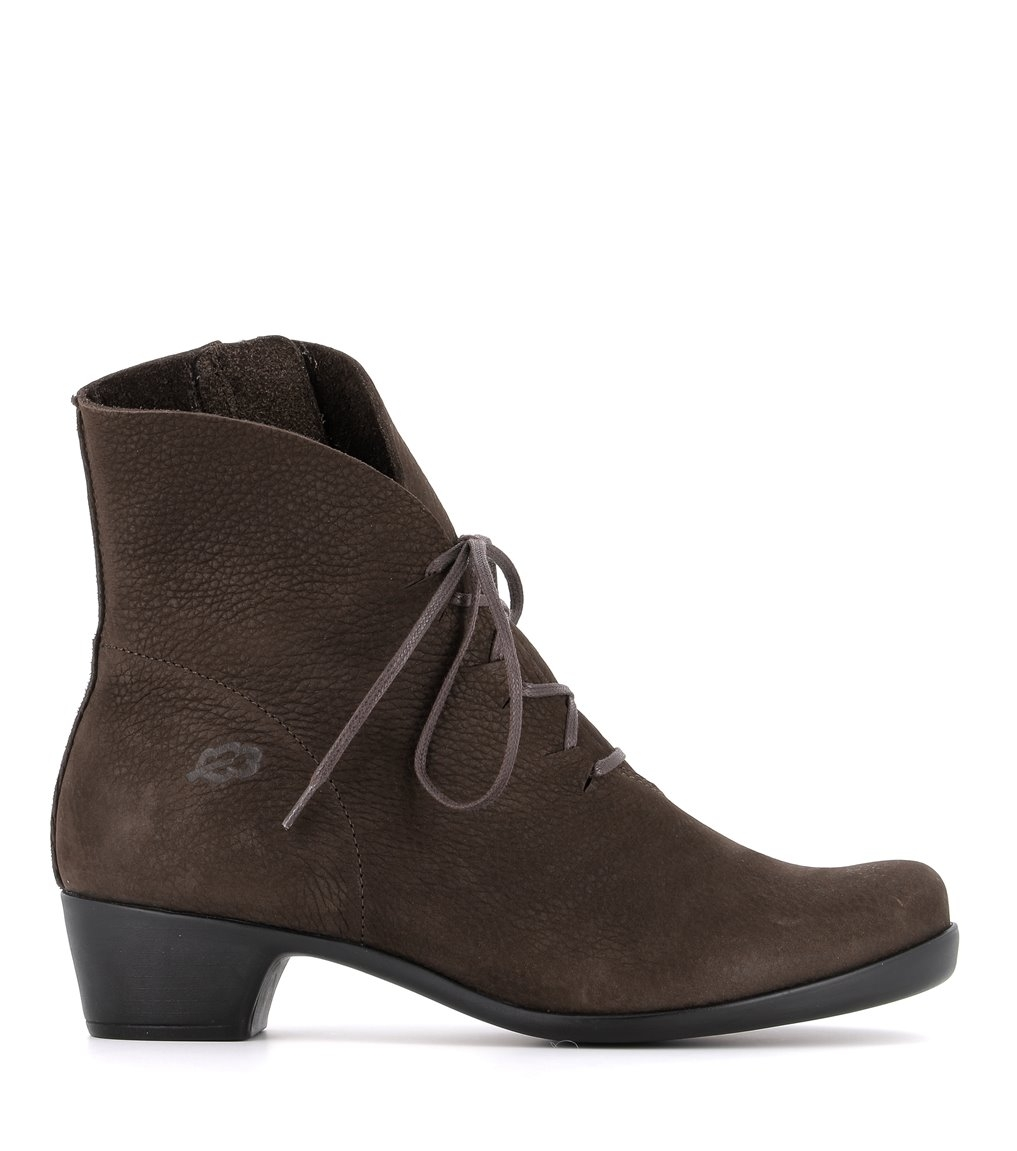 low boots opera 33080 brown