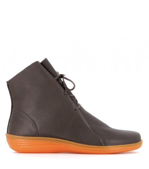 low boots circle 79038 brown