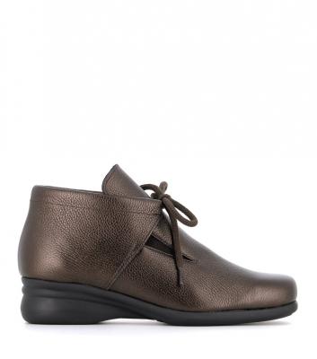 chaussures genna bronze