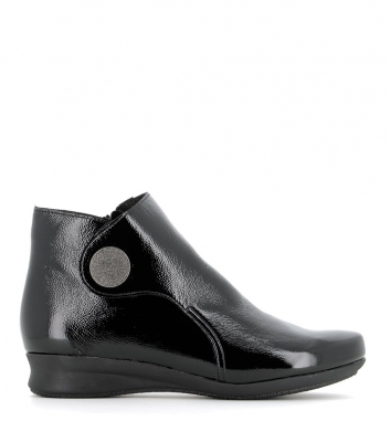 ankle boots romarin black...