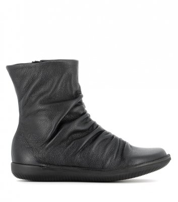 bottines natural 68253 noir