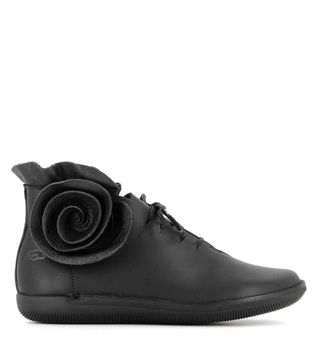 botines natural 68463 negro