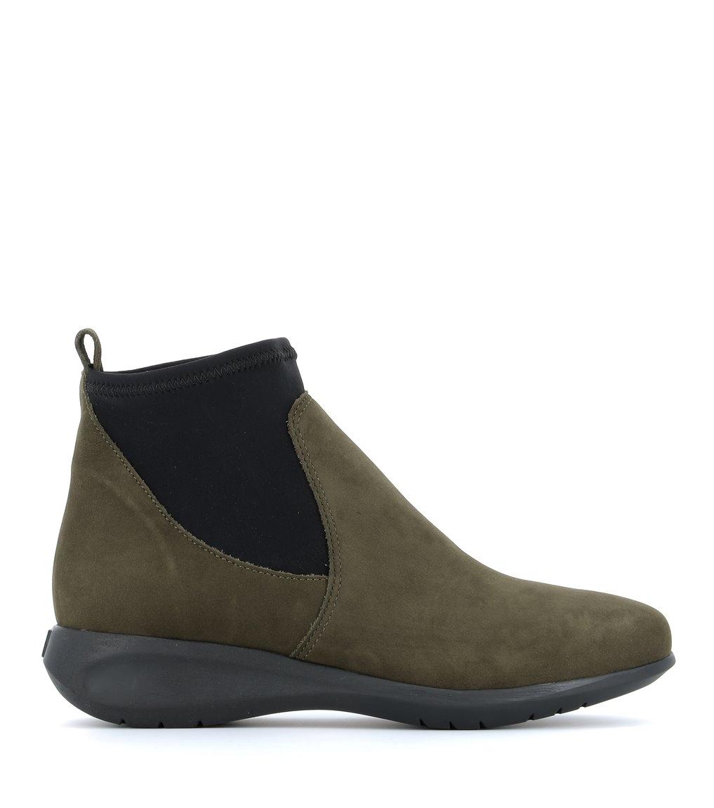 low boots sacha khaki