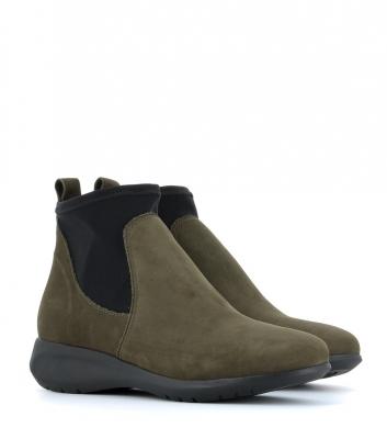 boots sacha kaki
