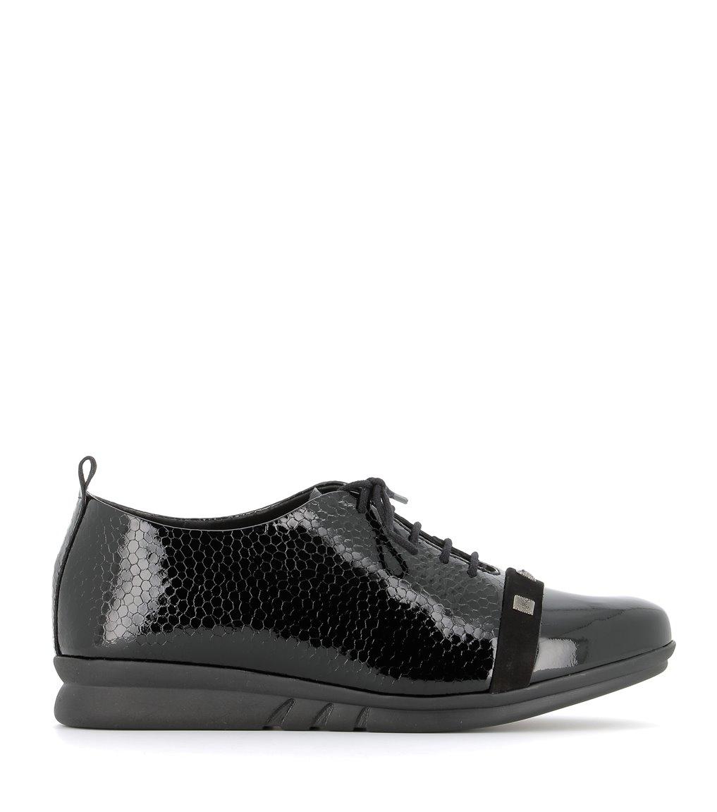 zapatos precillia negro