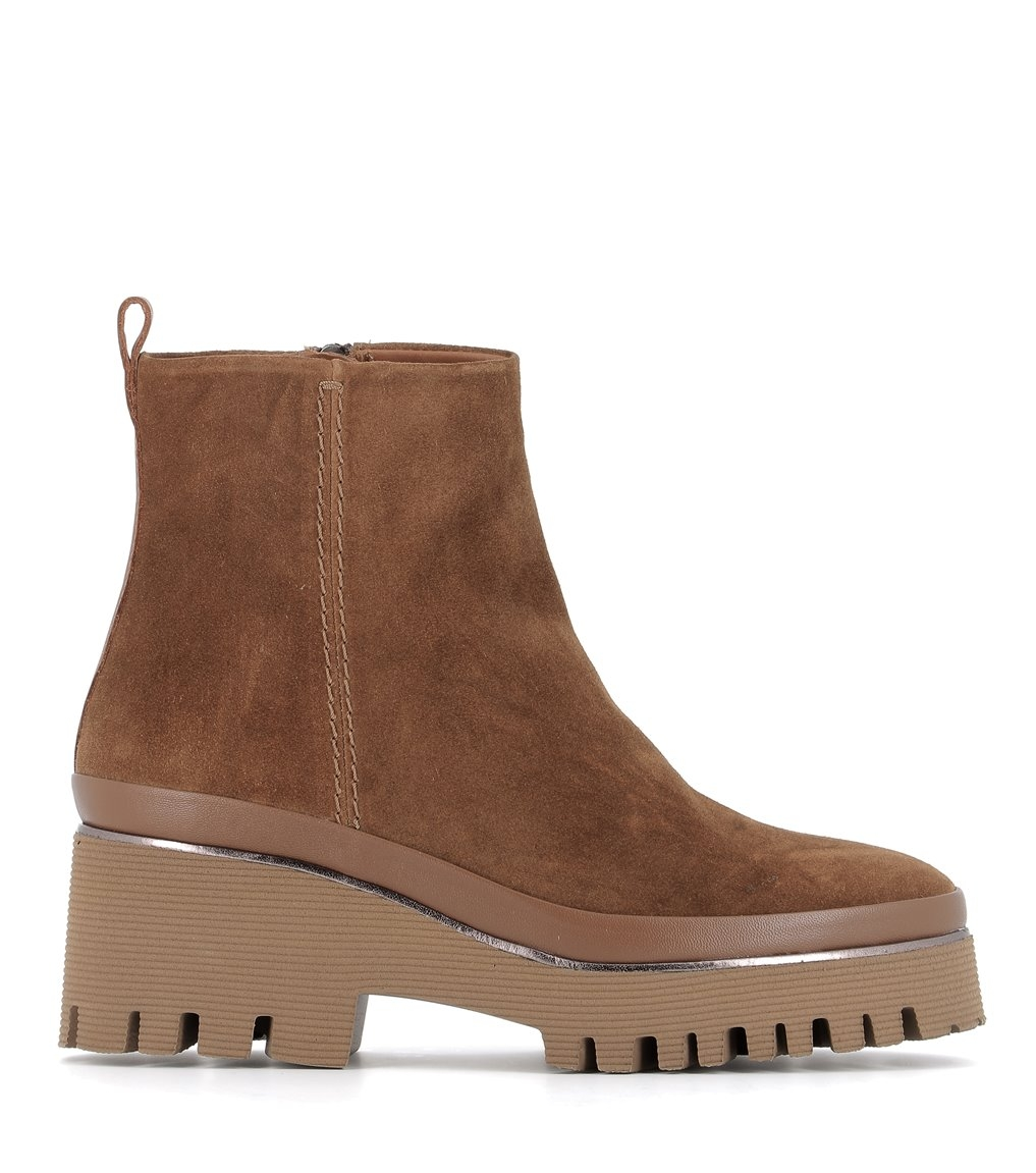 ankle boots carmen 8818 toffe