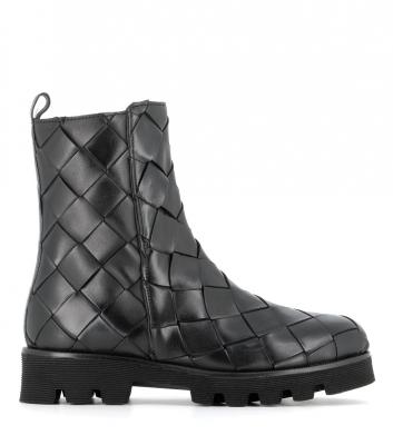 boots jenny 9025 noir