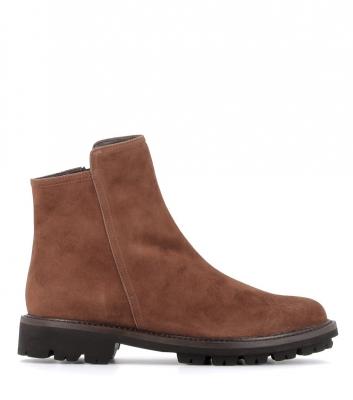 ankle boots 18190 teak