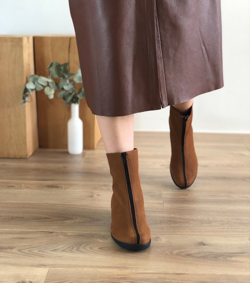 ankle boots opera 33974 brandy