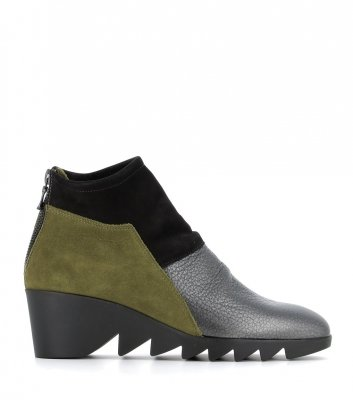 ankle boots pattim ornoir