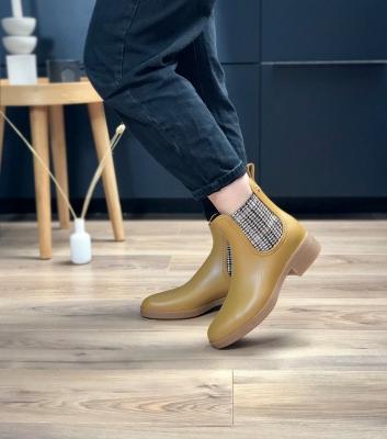 boots de pluie logan 04 gold