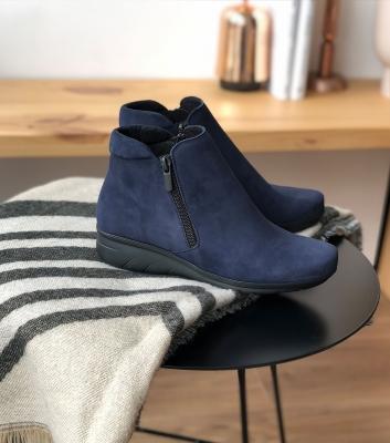 ankle boots dalida marine