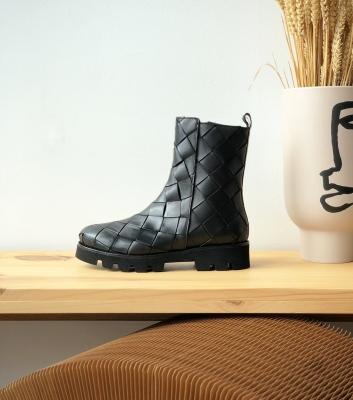 ankle boots jenny 9025 black