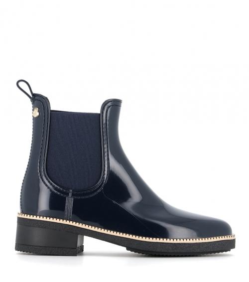 rain boots ava 12 naval