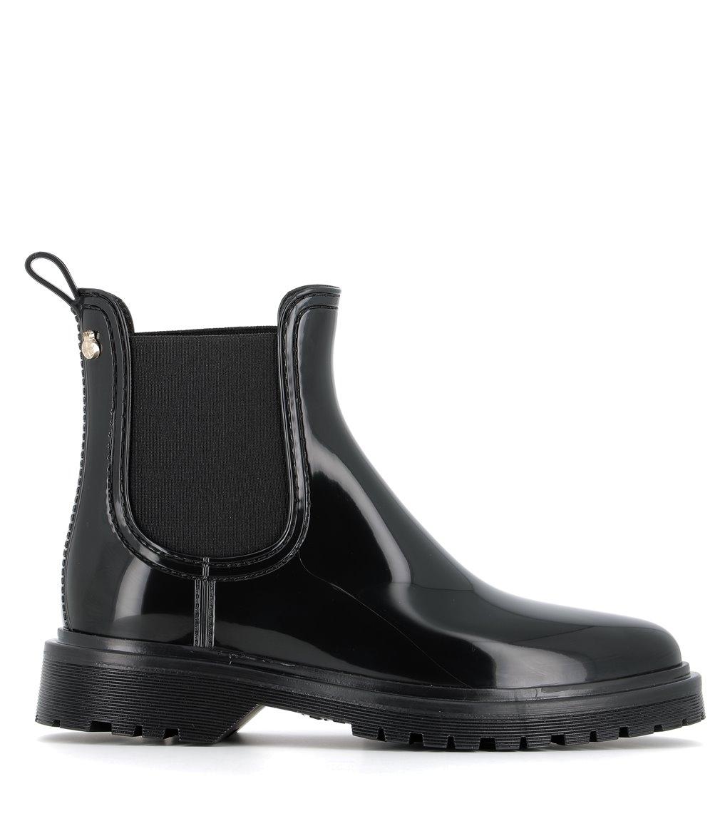 botas de lluvia block 05 negro