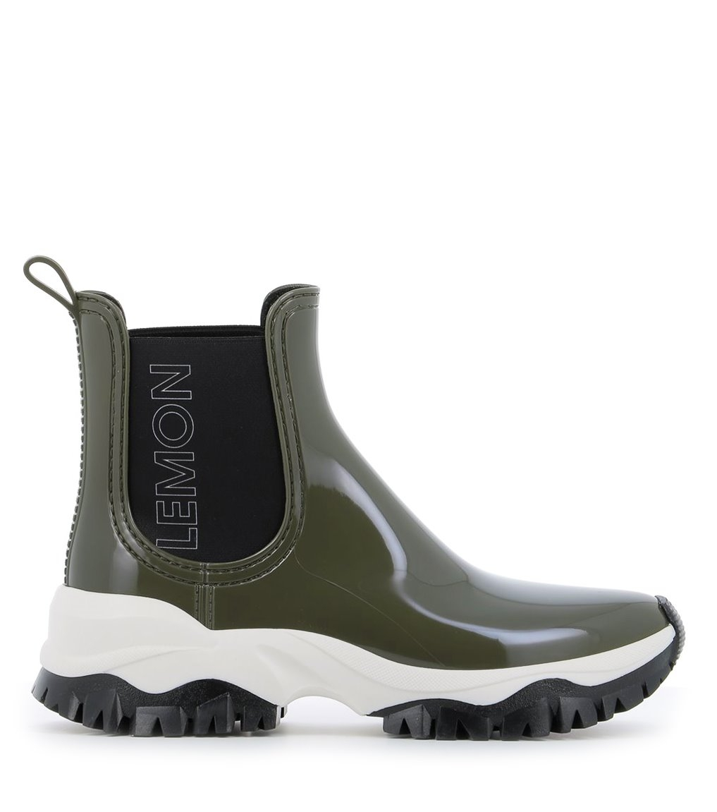 botas de lluvia jayden 13 military green