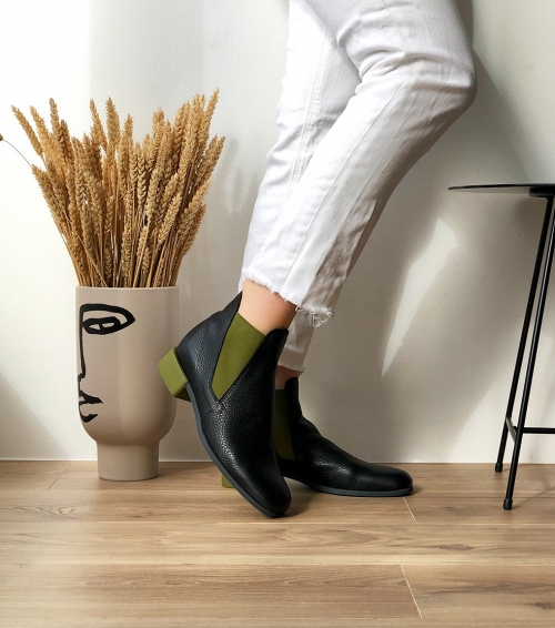 ankle boots twitic oliba black