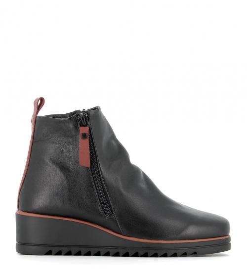 low boots noe black