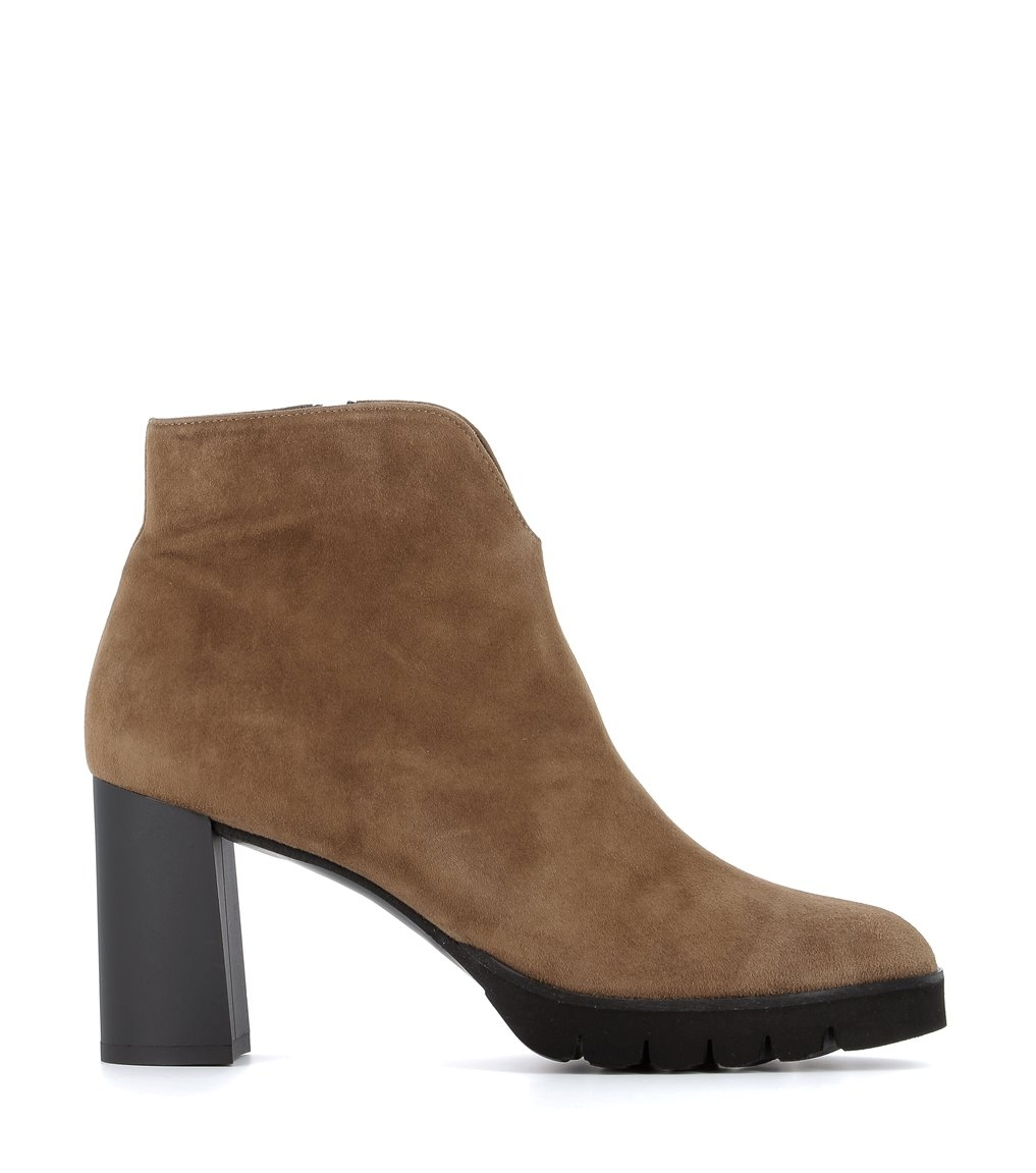 ankle boots 88506 tabac