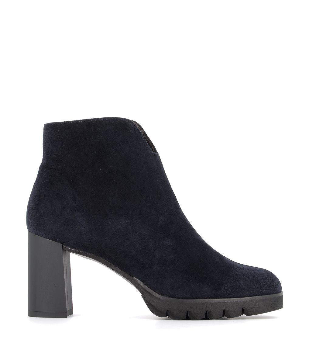 ankle boots 88506 blu