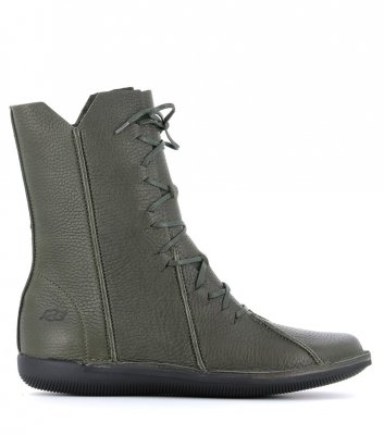 bottines natural 68955 green
