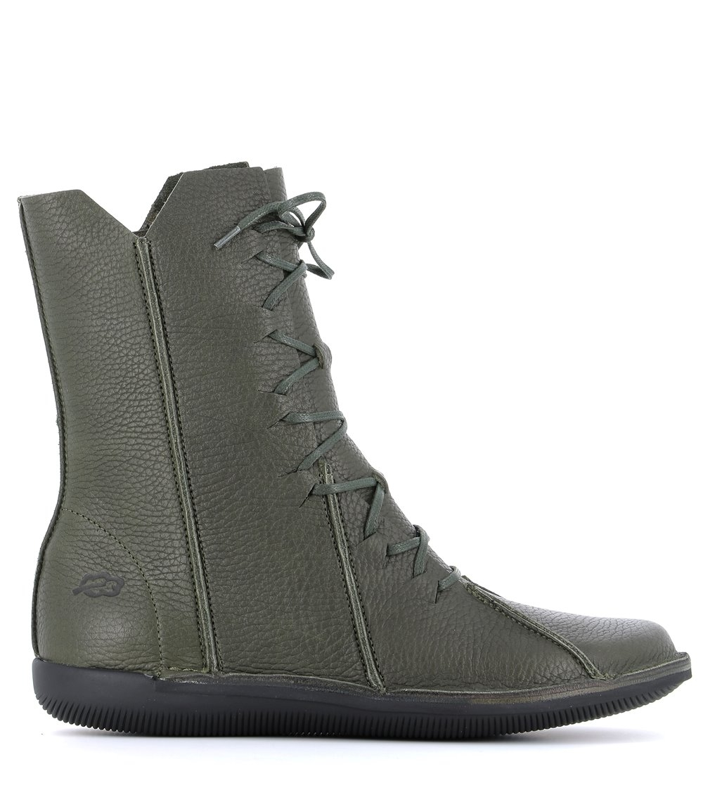 boots natural 68955 green