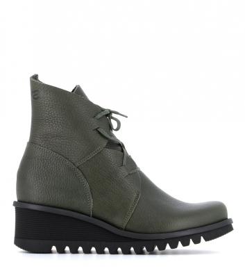 boots lightning 33991 green