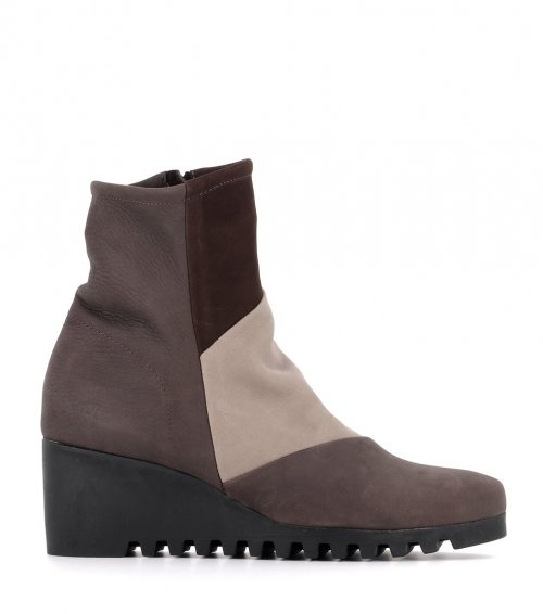 ankle boots laraki moka cafe