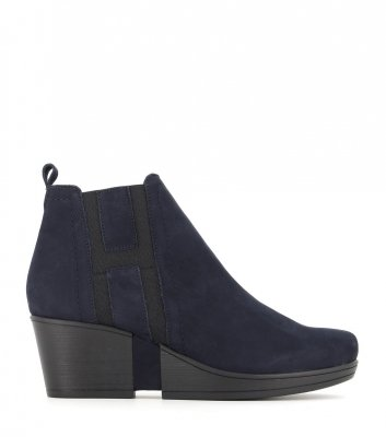low boots carla marine