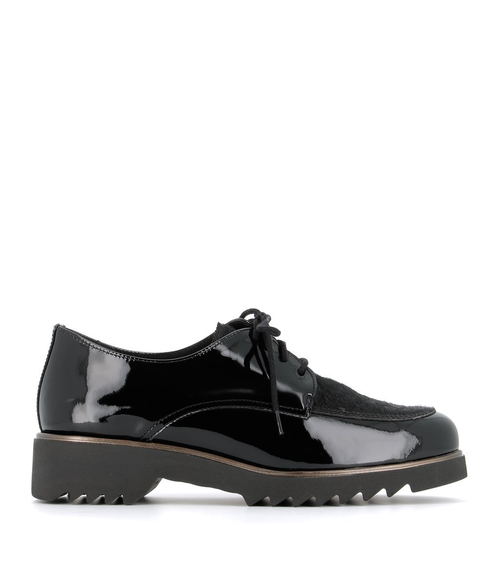 casual shoes oceane black