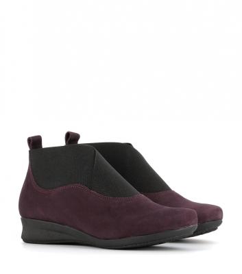 chaussures rennes prune