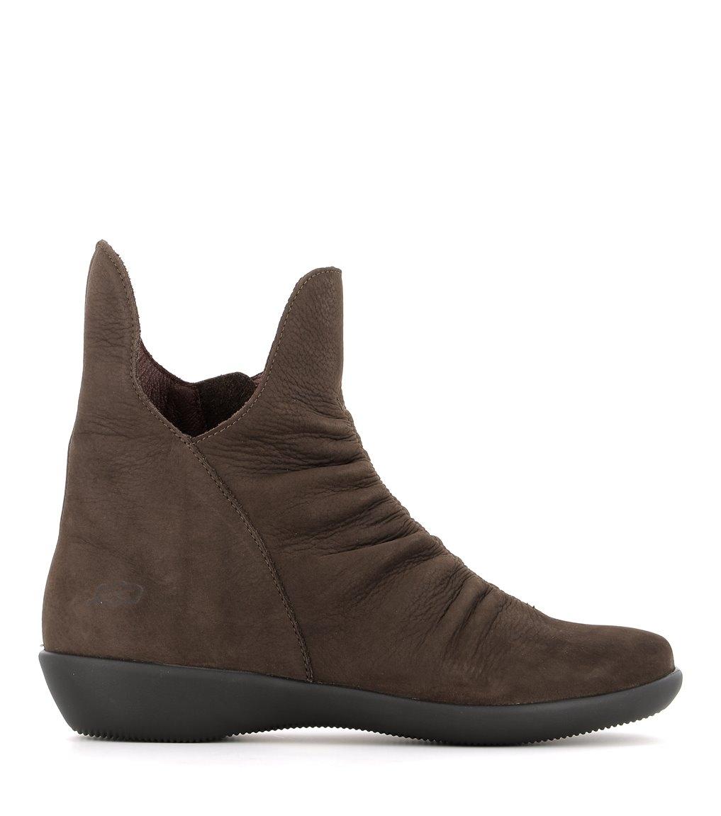 low boots active 73065 dark brown