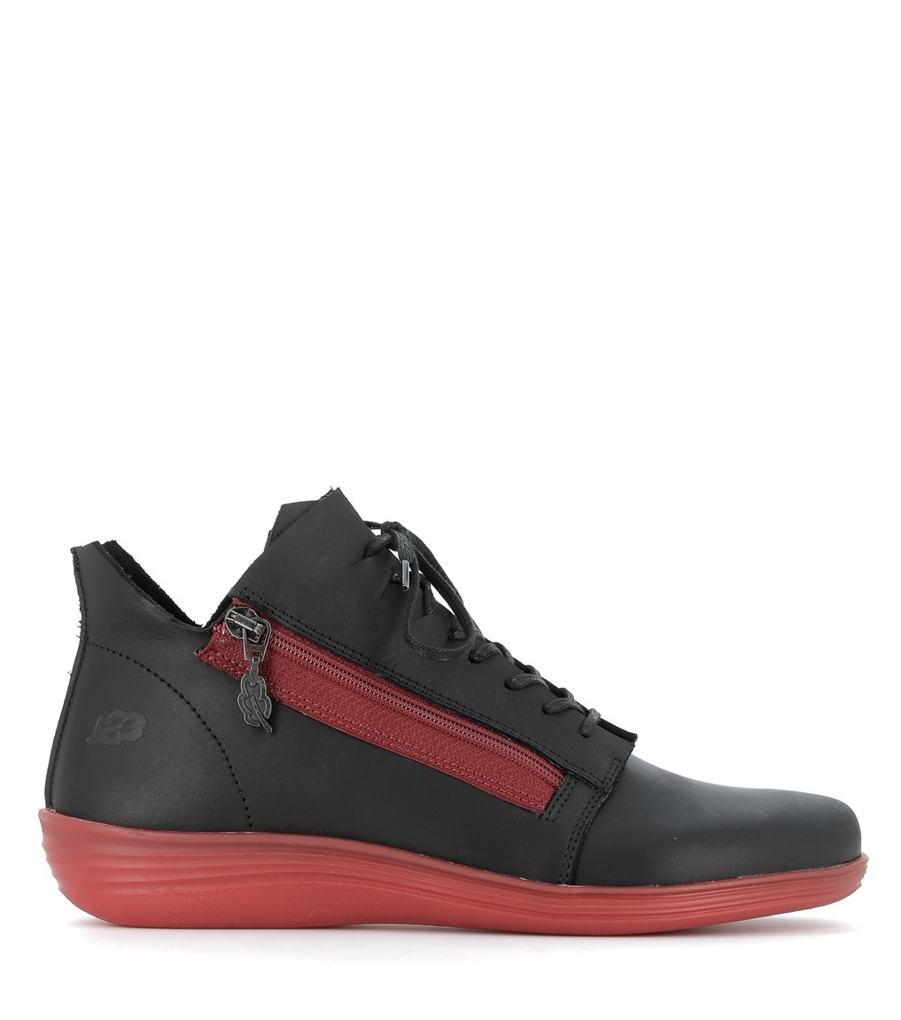 casual shoes circle 79029 black
