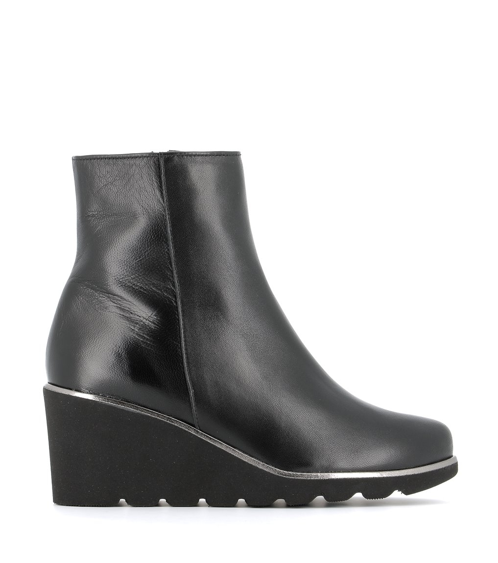 low boots 68039 black