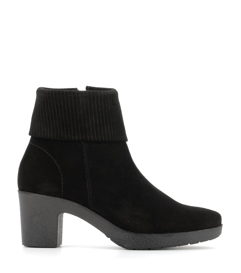 low boots oyana black