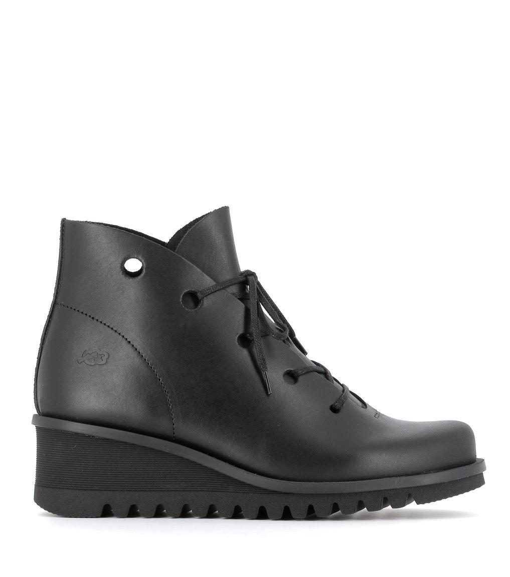 low boots lightning 33990 black