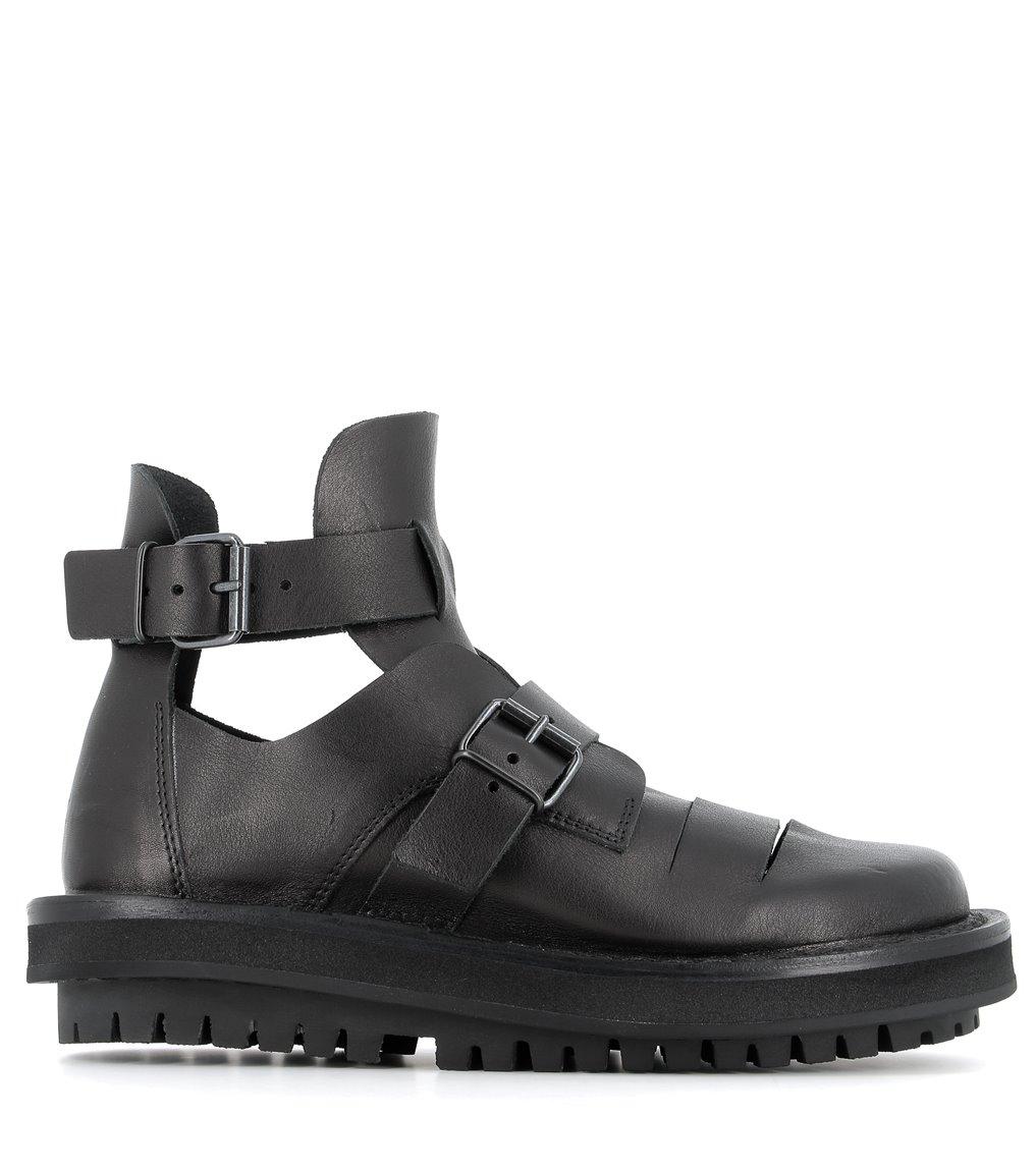 boots rebel tr vol f noir