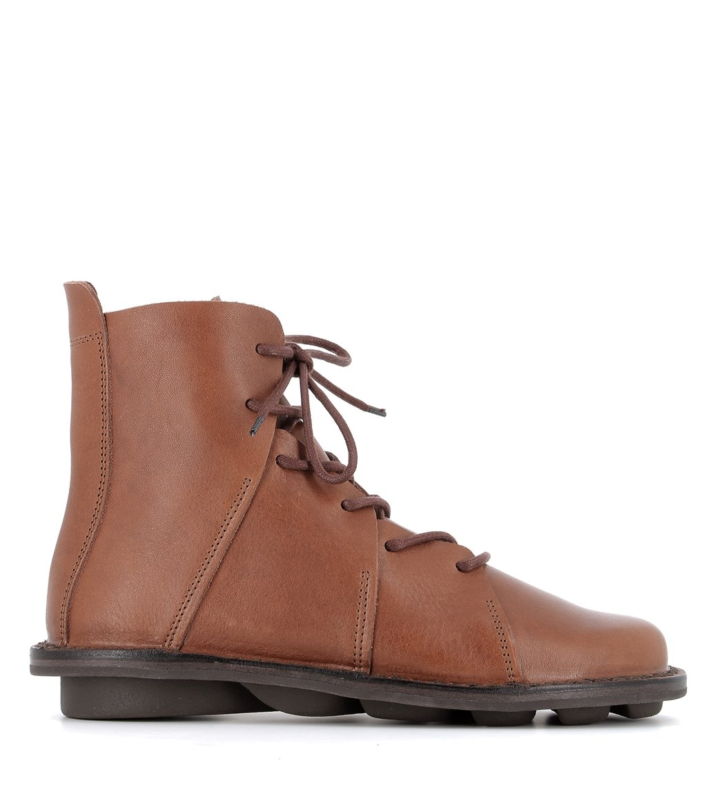 botines nomad f brown