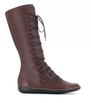 bottes natural 68083 red