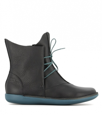 low boots natural 68082 black