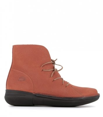 low boots forward 86010 rust