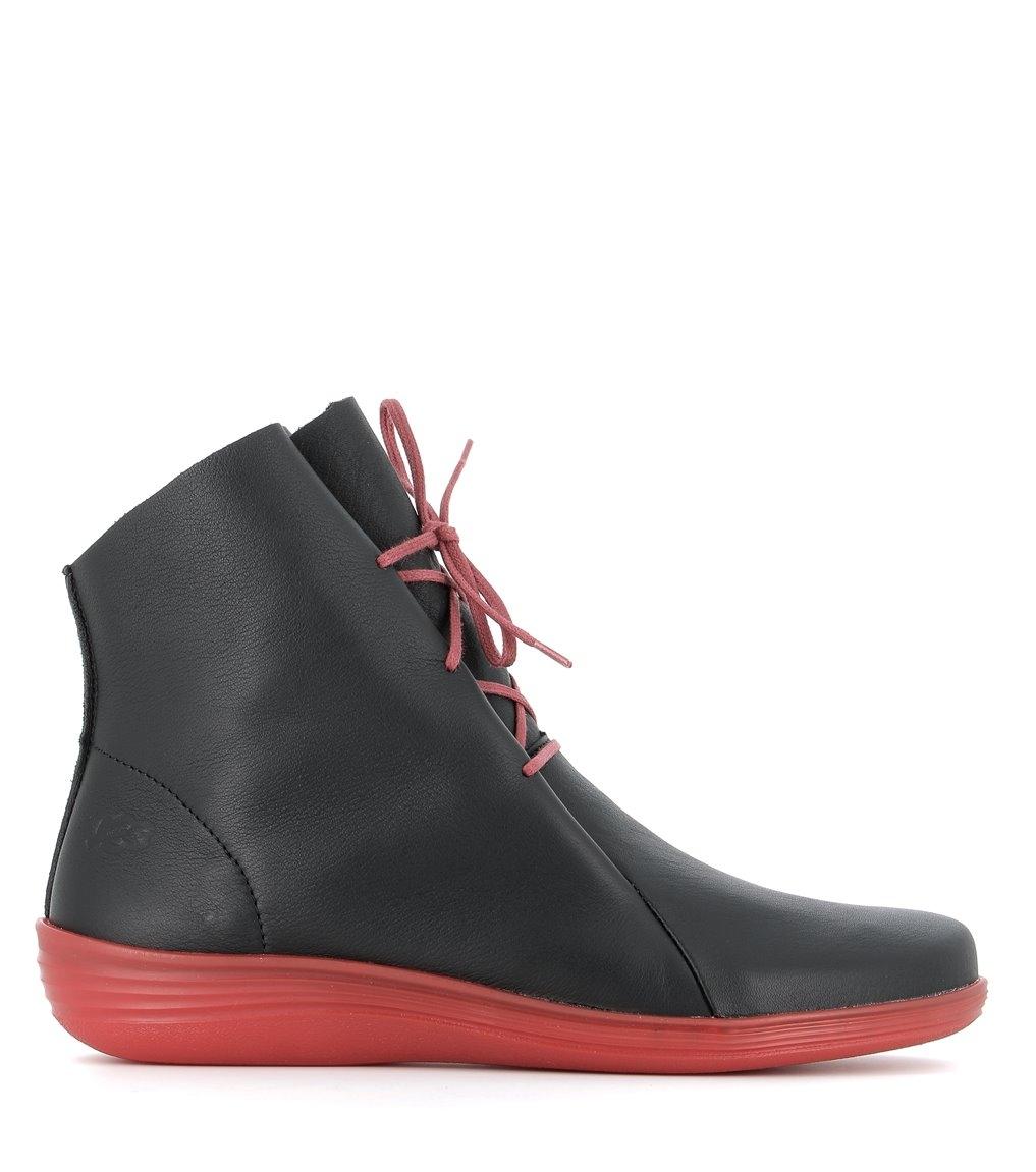 low boots circle 79028 black