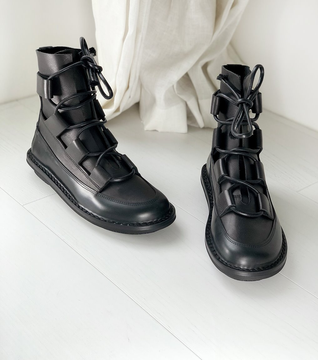 boots proof f black