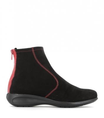 boots sylvia noir