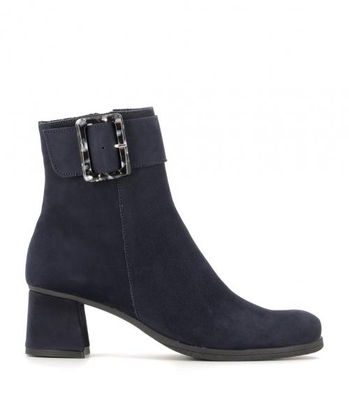ankle boots aglae marine