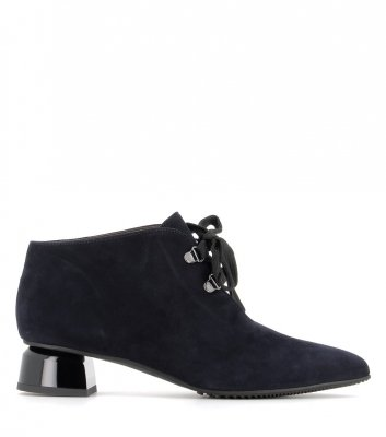 low boots 38312 blu