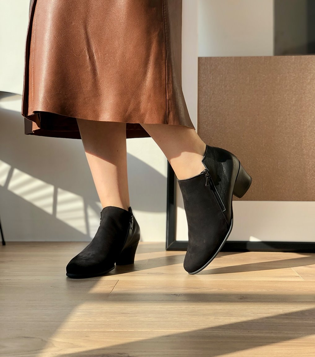 ankle boots mushka black