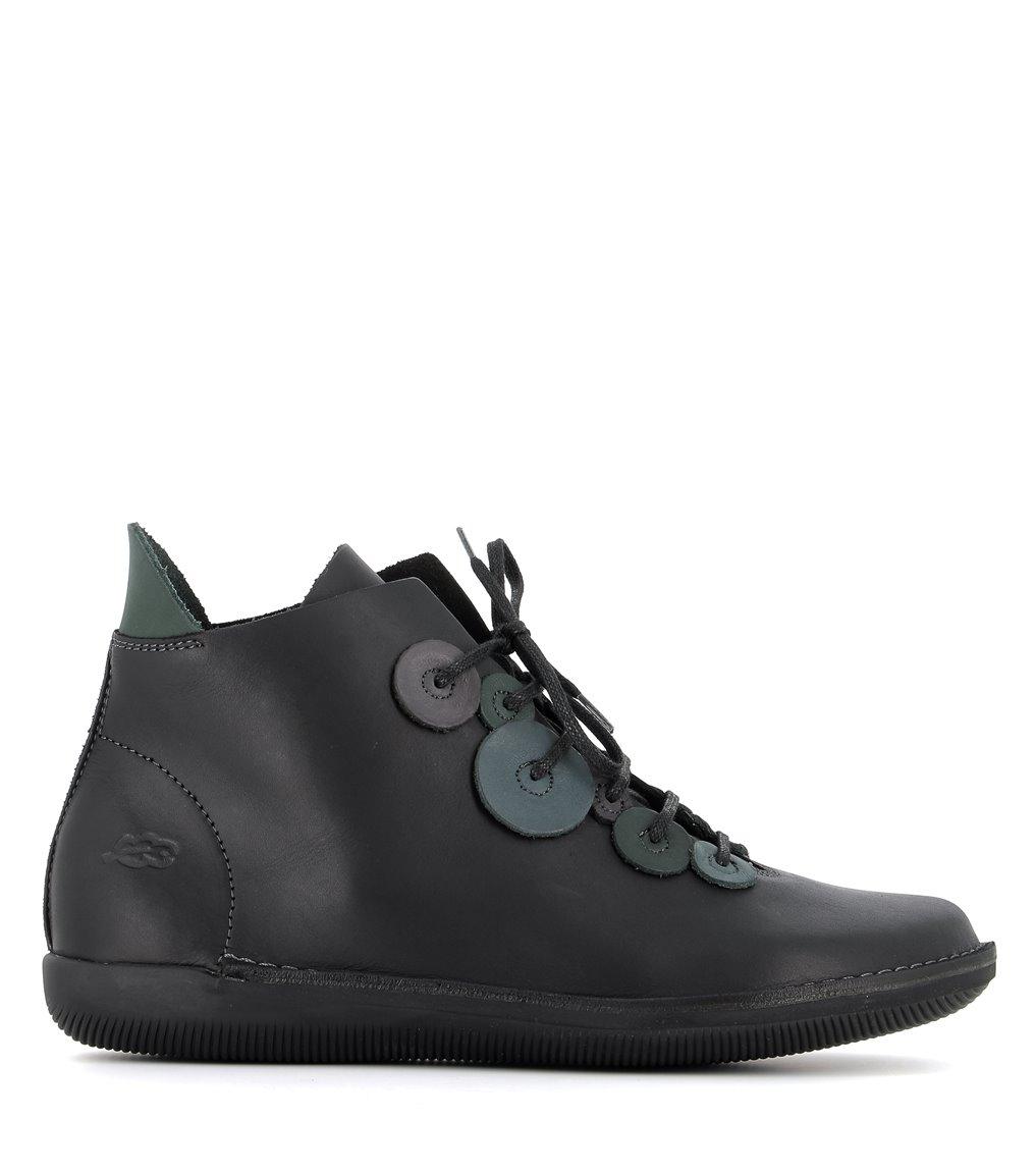 chaussures natural 68743 noir