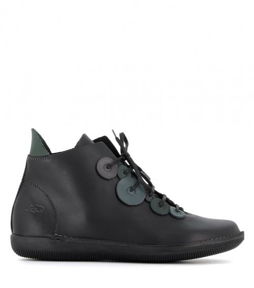 zapatos natural 68743 negro