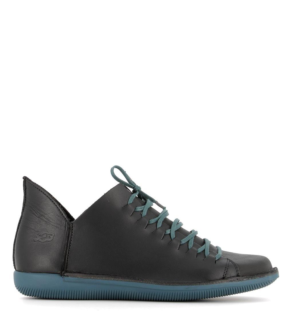 chaussures natural 68095 noir petrol